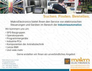 Sponsor MakroElectronics